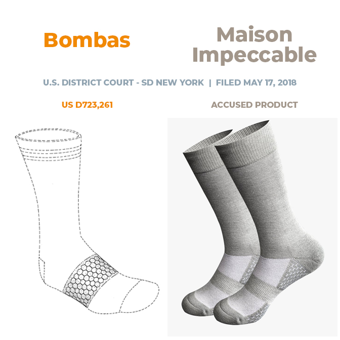 BOMBAS V. MAISON IMPECCABLE SQUARE
